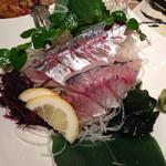 さかな市場 - 2014/10/☆  秋刀魚の刺身