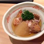 さかな市場 - 2014/10/☆  お通しのバイ貝