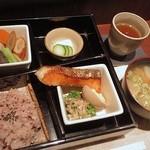 銀亭Cafe&Bar - 本日の昼膳(2014-10)