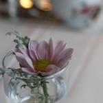 ミクニ ヨコハマ - 卓上のお花
