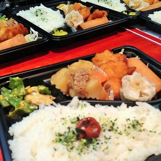 ◆◇お弁当・テイクアウトもOK!◇◆