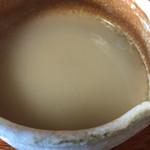 31642797 - 蕎麦湯