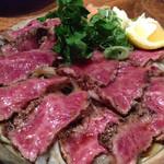 咲くら - 牛肉のたたき