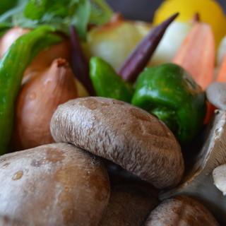 お肉だけではなく野菜まで美味しく!!