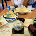 31650024 - 天ぷら定食