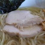 げんきだま - <'14/10/17>鶏仙人ラーメン(シルバー)