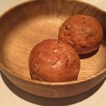 ロワゾー・パー・マツナガ - くるみのパン