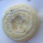 やす武 - 焼きたてが美味しかった「梅ヶ枝餅」120円 (2014年10月)