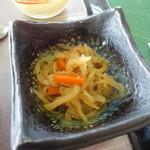 富士箱根カントリークラブ レストラン - 小鉢