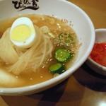 ぴょんぴょん舎 - 2014年10月の冷麺♪