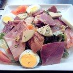 いまくら - サラダ美食家風