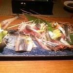 31660116 - 秋刀魚の刺身
