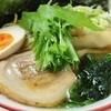 GROW - 料理写真:豚骨醤油ラーメン ¥750