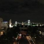 メインバー「キャプテンズバー」 - H26.10 日航東京の横より、お台場お約束の夜景