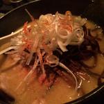 へのへのもてじ - 味噌とんこつラーメン