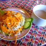 Ganjisugawa - サラダ&スープ