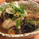 春日 - 蒸し牡蠣