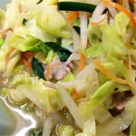 まこと食堂 - シャキシャキ野菜♪