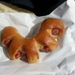 パン ド パニエ - 豚トロソーセージエピ
