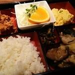 ターボー - 八宝菜定食