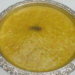 中国料理 李芳 - 蟹卵入りフカヒレスープ