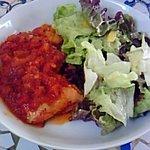 カフェ スール - チキンのトマト煮