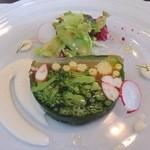 31671305 - 前菜 野菜のテリーヌ