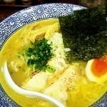 武一 はなれ - 濃厚鶏白湯そば( 800円)+味玉(100円)