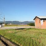 田村 - 30台入る駐車場