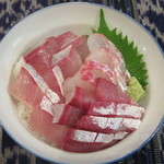大學堂 大學丼食堂 - セルフ仕上げで海鮮丼!