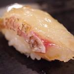 幸鮓 - 佐島の鯛