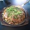 たち花お好み焼店 - 料理写真:肉玉そばダブル