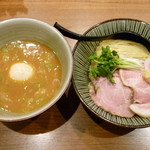 麺屋 NOROMA - 味噌つけ麺(H26.10.17)