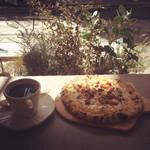 アンティーナ - ピザとオーガニックコーヒー
