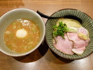麺屋NOROMA - 味噌つけ麺(H26.10.17)