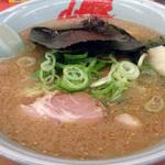 31678026 - 味噌ラーメン(610円):麺中盛り(110円)