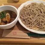 31678522 - 仙台市営地下鉄南北線長町南駅が最寄り駅の喜蕎(ききょう)で鴨せいろそばを食した。