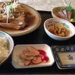 松ノ木 - 松の木定食