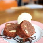 山の食堂Hana - チョコケーキ