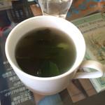 山猫料理店 - スープ