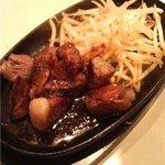 ぱっぷHOUSE - イチボのサイコロステーキ