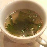 ぱっぷHOUSE - スープ