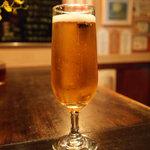立呑やじゃんだら&LA・JANN - 生ビール
