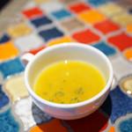 Zaytoon - ランチのスープ