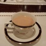 31680938 - ランチにセットの紅茶