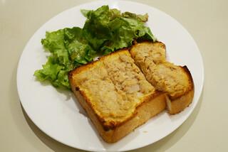 カフェーパウリスタ - ツナトースト