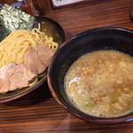 麺食い 慎太郎 - 魚介豚骨つけめん大