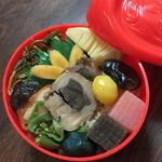 たかべん - だるま弁当(1,000円)2014年10月