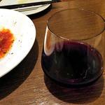 マイアリーノ - グラスワイン(赤)(2014年10月)
