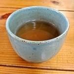 江洲の花 - 月桃(ゲットウ)茶、手作り